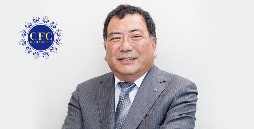 代表取締役 吉冨健一
